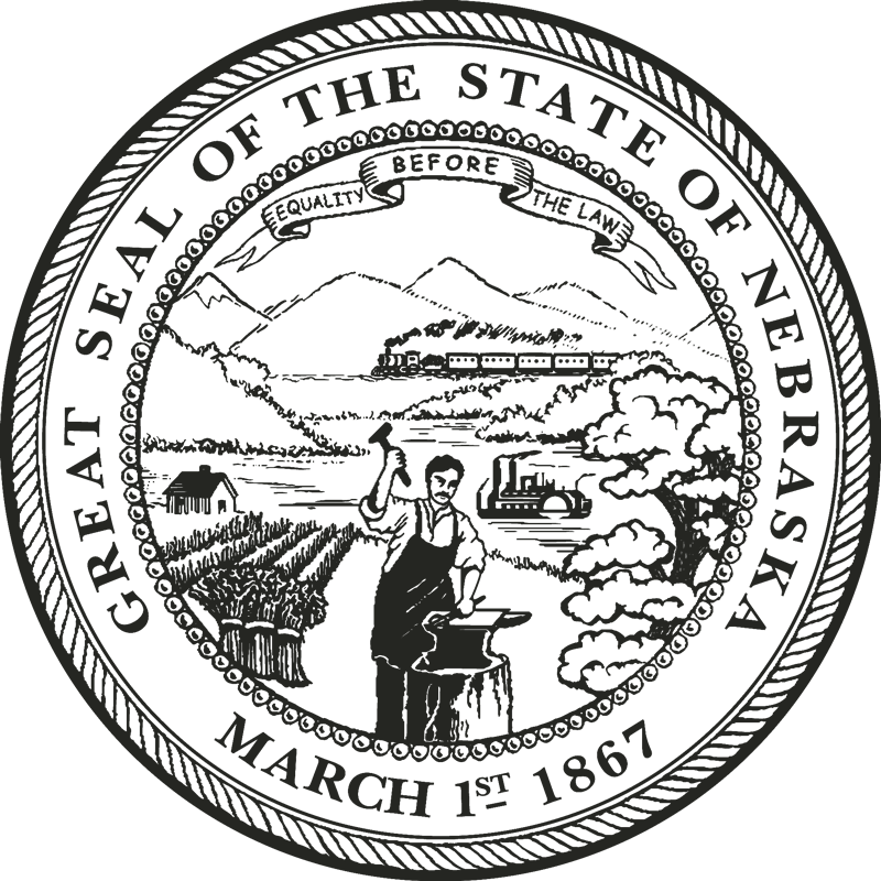 Official Nebraska State Seal